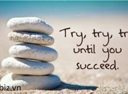 Hãy cố gắng hết mình!!